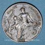 Monnaies 3e république (1870-1940). 5 centimes Dupuis, 1912