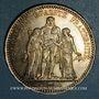 Monnaies 3e république (1870-1940). 5 francs Hercule 1875A. Grand A