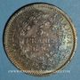 Monnaies 3e république (1870-1940). 5 francs Hercule 1876 A