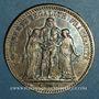 Monnaies 3e république (1870-1940). 5 francs Hercule 1876A
