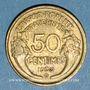 Monnaies 3e république (1870-1940). 50 centimes Morlon 1939B