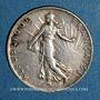 Monnaies 3e république (1870-1940). 50 centimes Semeuse 1897