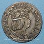 Monnaies 3e république (1870-1940). Essai à l'effigie de Louis XII.