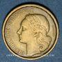 Monnaies 4e république (1947-1959). 10 francs Giraud 1950 B