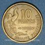 Monnaies 4e république (1947-1959). 10 francs Giraud 1950B