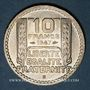 Monnaies 4e république (1947-1959). 10 francs Turin 1947 B