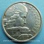 Monnaies 4e république (1947-1959). 100 francs Cochet 1955B