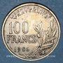 Monnaies 4e république (1947-1959). 100 francs Cochet 1956 B