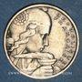 Monnaies 4e république (1947-1959). 100 francs Cochet 1956B