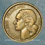 Monnaies 4e république (1947-1959). 20 francs Georges Guiraud 1950B, 3 faucilles