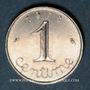 Monnaies 5e république (1959- /). 1 centime épi 1973