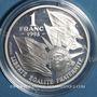Monnaies 5e république (1959- ). 1 franc 1993. Cinquantenaire du débarquement