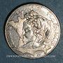 Monnaies 5e république (1959- ). 10 francs 1986. Finistère touchant le listel