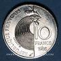 Monnaies 5e république (1959-). 10 francs 1986. Schuman