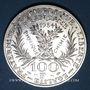 Monnaies 5e république (1959- /). 100 francs 1984, Marie Curie