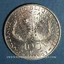 Monnaies 5e république (1959- /). 100 francs 1984. Marie Curie