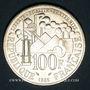 Monnaies 5e république (1959- ). 100 francs 1985. Germinal