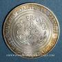 Monnaies 5e république (1959- ), 100 francs 1990, Charlemagne