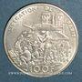 Monnaies 5e république (1959- ). 100 francs 1994. Libération de Paris / Descente des Champs-Elysées