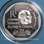 Monnaies 5e république (1959-). 100 francs 1998. René Cassin