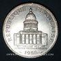 Monnaies 5e république (1959- ). 100 francs Panthéon, 1988