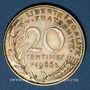 Monnaies 5e république (1959- ). 20 centimes Marianne 1966