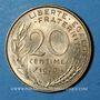 Monnaies 5e république (1959- ). 20 centimes Marianne 1970