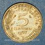 Monnaies 5e république (1959- ). 5 centimes Marianne 1967