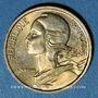 Monnaies 5e république (1959- ). 5 centimes Marianne 1968