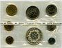 Monnaies 5e république (1959-). Série FDC 1970