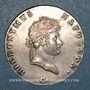 Monnaies Allemagne. Westphalie. Jérôme Napoléon (1807-13). 2/3 taler 1812C. Clausthal