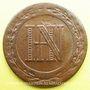 Monnaies Allemagne, Westphalie, Jérôme Napoléon (1807-13), 3 cmes 1810C Cassel