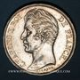 Monnaies Charles X (1824-1830). 2 francs 1828 W. Lille