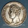 Monnaies Charles X (1824-1830). 5 francs 1826 Q. Perpignan