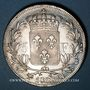 Monnaies Charles X (1824-1830). 5 francs, 2e type, 1828 MA. Marseille