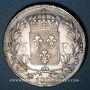 Monnaies Charles X (1824-1830). 5 francs, 2e type, 1828MA. Marseille