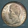 Monnaies Charles X (1824-1830). 5 francs, 2e type, 1830 A