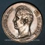 Monnaies Charles X (1824-1830). 5 francs 2e type 1830 MA. Marseille