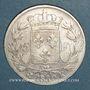 Monnaies Charles X (1824-1830). 5 francs 2e type 1830K. Bordeaux