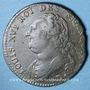 Monnaies Constitution (1791-1792). 12 deniers 1792D° , Dijon, type FRANCOIS