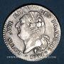 Monnaies Constitution (1791-1792). 15 sols 1791I. Limoges. 1er sem. Var. C de FRANCOIS sans cédille
