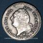 Monnaies Constitution (1791-1792). 15 sols 1792B. Rouen. 2e semestre