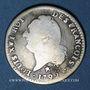 Monnaies Constitution (1791-1792). 15 sols 1792W. Lille, 2e sem