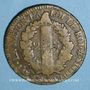 Monnaies Constitution (1791-1792). 2 sols 1792 BB. Strasbourg. Type FRANCAIS, MdC