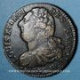 Monnaies Constitution (1791-1792). 2 sols 1792AA Metz, type FRANCOIS