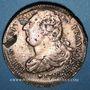 Monnaies Constitution (1791-1792). 2 sols 1792BB. Strasbourg. Type FRANCAIS, MdC