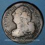 Monnaies Constitution (1791-1792). 2 sols 1792MA. Marseille. Type FRANCOIS