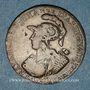 Monnaies Constitution (1791-1792). 2 sols 6 deniers 1791. Caisse de Bonne Foi