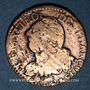 Monnaies Constitution (1791-1792). 3 deniers 1792I Limoges. Type FRANCOIS