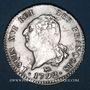 Monnaies Constitution (1791-1792). 30 sols 1792A, 2e semestre, type FRANCOIS